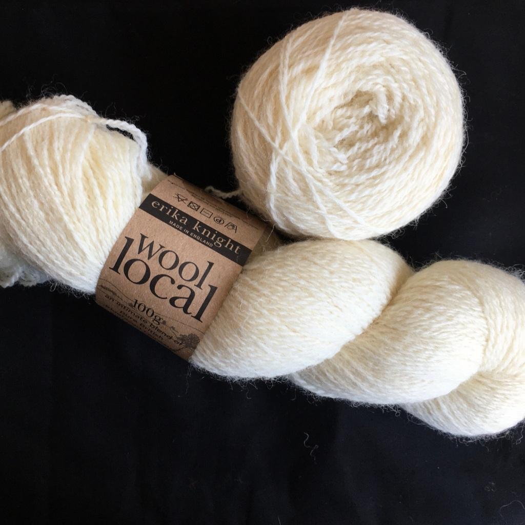 1.5 skeins of Wool Local in Fairfax