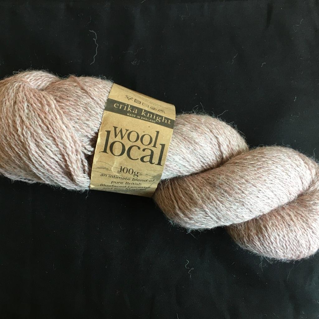 1 skein of Wool Local in Rosedale